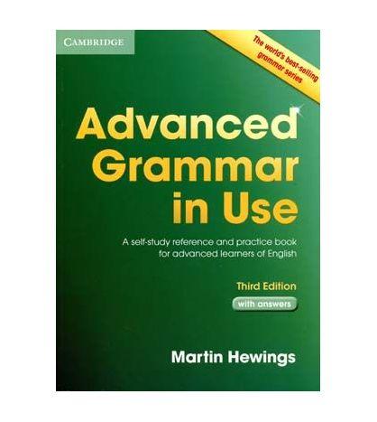 Advanced Grammar in Use c/k 3ª ed.