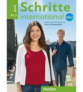 NEU Schritte International 1  A1.1 alum+ejer+cd