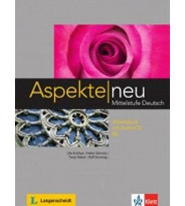 Aspekte Neu  B2 Arbeitsbuch + cd mittelstufe
