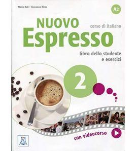 Nuevo Espresso 2  Alumno + Ejercicios + DVD