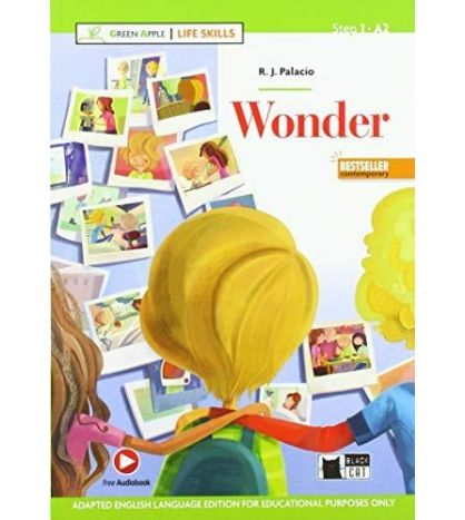 Wonder A2 audio web Life skill