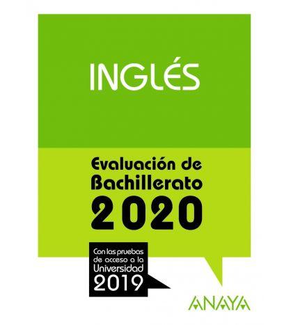 Evaluacion Bachillarato 2020 Ingles