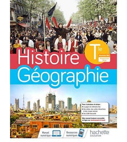 Histoire-Géographie Terminales compilation 2020 COMMUM