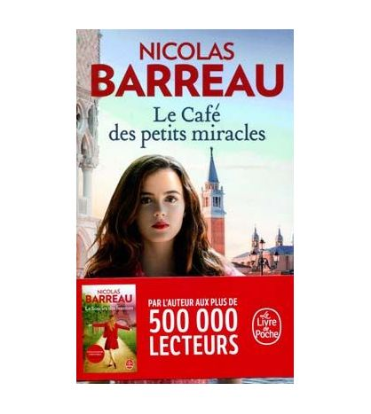 Le Cafe des Petits Miracles