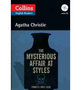Mysterious Affair At Styles Book+ CD mp3 cerB2