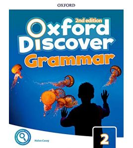 Oxford Discover Grammar 2 2 ed
