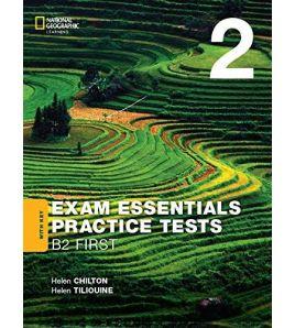 Exam Essentials First Practice Test 2 + Key