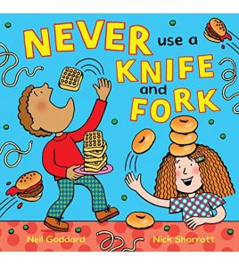 Never Use a Knife and Fork PB