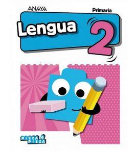 Lengua 2 EP Pieza a Pieza