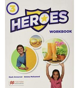 Heroes 3 Workbook + Grammar Practice Booklet