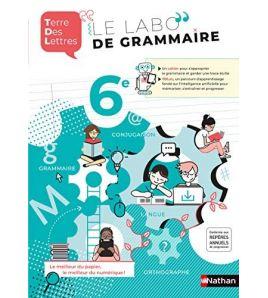 Le labo de grammaire 6eME Terre des Lettres 2020