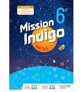 Mathematiques Mission Indigo 6eme 2021