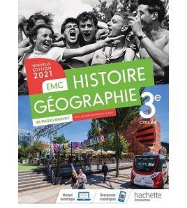 Histoire Géographie EMC 3eme