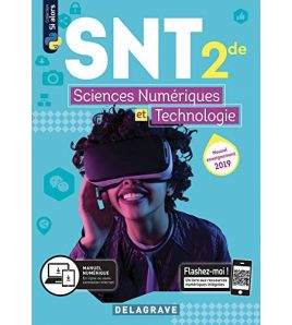 Sciences numériques et Technologie SNT