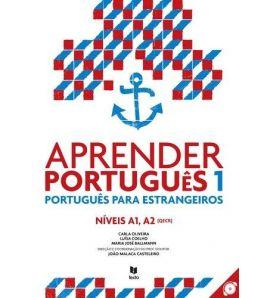 Aprender Portugues pack 1 A1/ A2 + ejercicios + cd audio