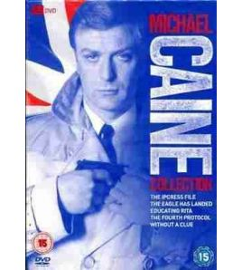Michael Caine Collection DVD ( 5 Films )