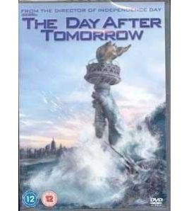 Day Afther Tomorrow DVD