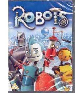 Robots DVD (infantil)