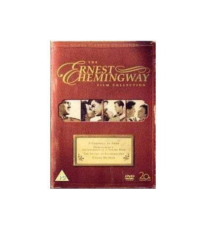 Ernest Hemingway pack 4 DVD (Film)