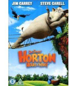 Horton Hears a Who ! DVD