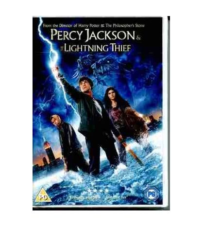 Persy Jackson : The Lightning Thief DVD Video