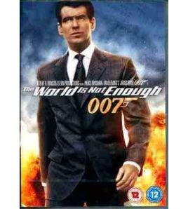 James Bond : World Is Not Enough DVD