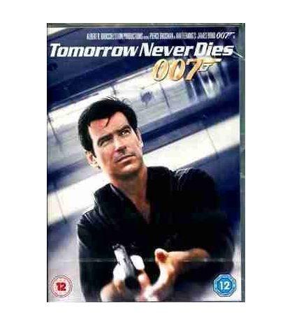 James Bond : Tomorrow Never Dies DVD