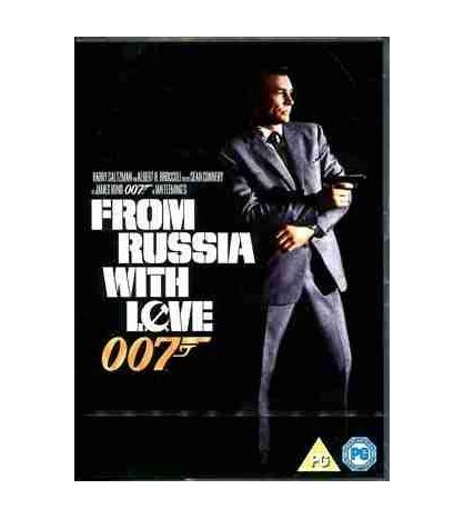 James Bond : From Russia With Love DVD
