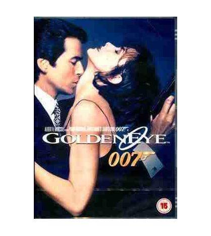 James Bond :Goldeneye Dvd