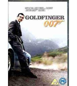James Bond : Goldfinger DVD