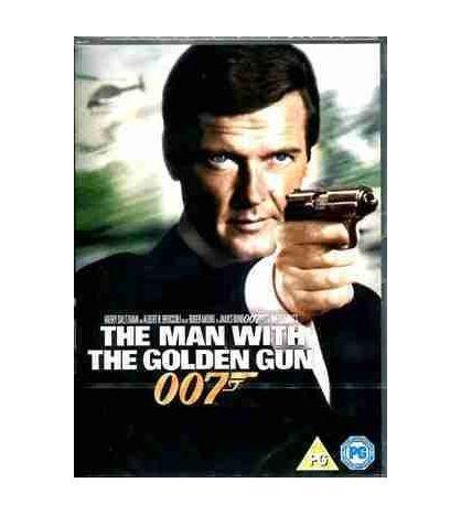 James Bond : The Man with the Golden Gun