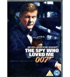 James Bond : Spy Who Loved Me DVD