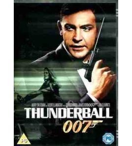 James Bond : Thunderball DVD