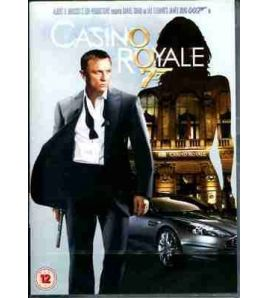 James Bond : Casino Royale DVD