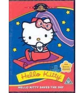 Hello Kitty : Saves the Day DVD