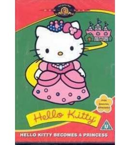 Hello Kitty : Becomes a Princess DVD