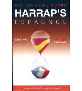 Dictionnaire Harraps Poche Frances Español