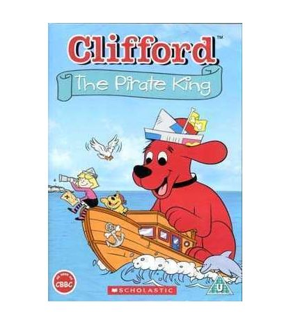 Clifford: The Pirate King DVD