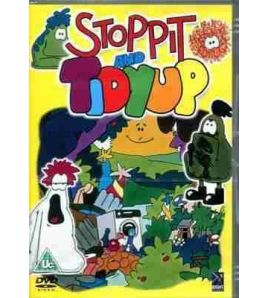 Stoppit and Tidyup DVD