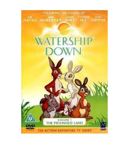Watership Down 1 The Promise Land DVD