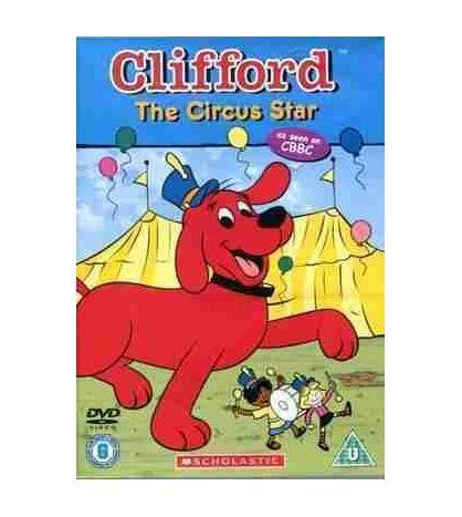 Clifford: The Circus Star DVD Video
