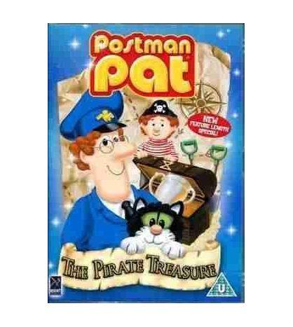 Postman Pat : Pirate Treasure DVD