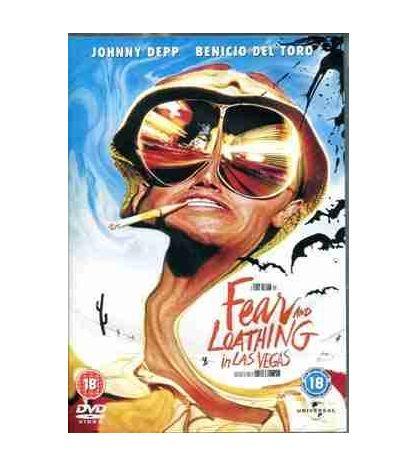 Fear and Loathing in las Vegas DVD Video