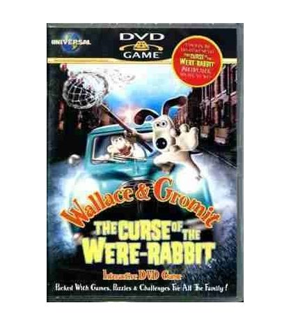 Wallace and Gromit : Curse of the Were Rabbit DVD