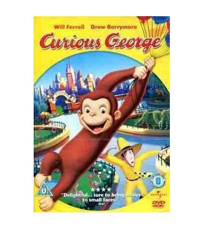 Curious George DVD