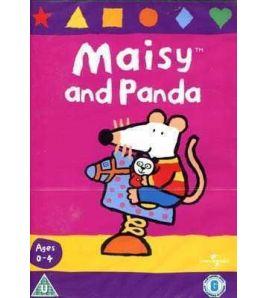 Maisy and Panda DVD Video