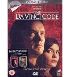 Da Vinci Code book + DVD (Film)