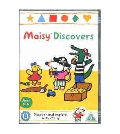 Maisy Discovers DVD