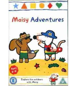 Maisy Adventures DVD