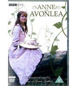 Anne of Avonlea DVD